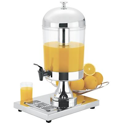 Beverage Dispenser w/ Ice Chamber