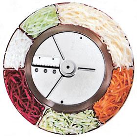 Robot coupe r296 27080 5 64 x 5 32 julienne disc plate food processors blades and - Julienne blade food processor ...