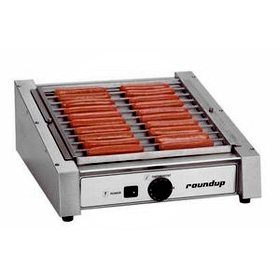 20 Hot Dog Capacity Corral Roller Grill