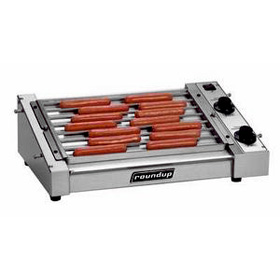 21 Hot Dog Capacity Corral Roller Grill