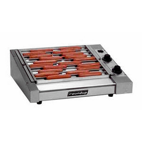 30 Hot Dog Capacity Corral Roller Grill