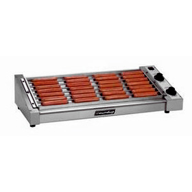 35 Hot Dog Capacity Corral Roller Grill