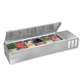 Silver King SKPSC Counter Top Sandwich Prep Unit - Commercial sandwich prep table