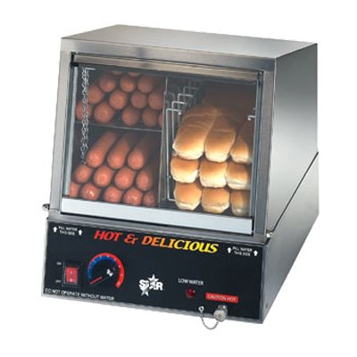 Star 35SSA Hot Dog Steamer