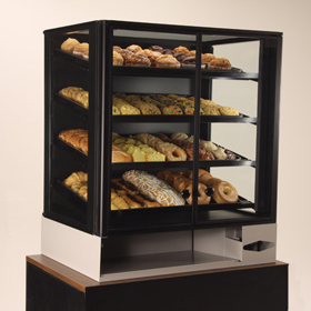 Structural Concepts CSC3223 - Non-Refrigerated Countertop Display ...