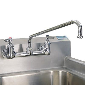 Advance Tabco FC-4-2424-24RL - Four Compartment Kitchen Sink ...