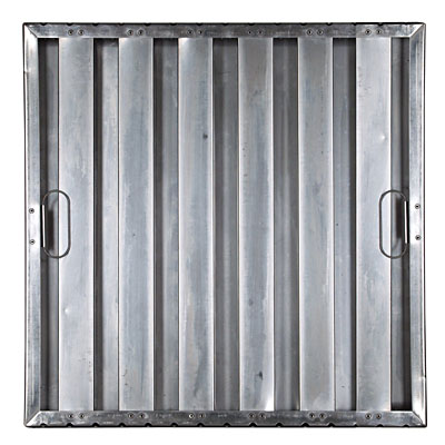 Kason 67001002016 Stainless Steel Commercial Baffle