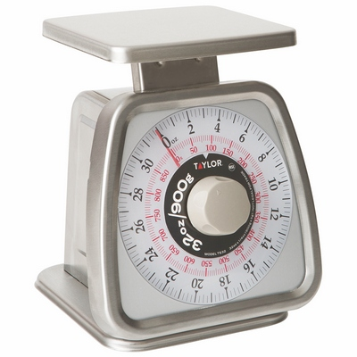 25-Pound by 4-Ounce Edlund Company Increment Scale