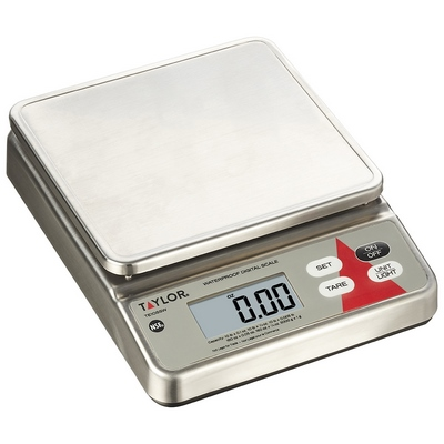 Taylor Precision TE10SSW Digital Scale