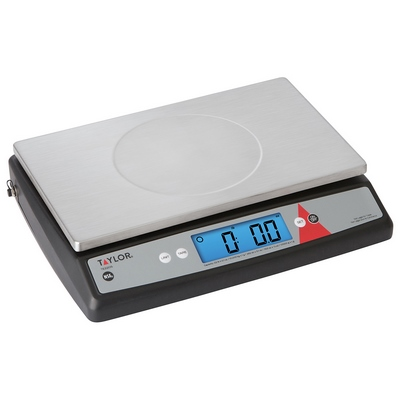 Taylor Precision TE22OS - Digital Portion Control Scale - 22 Lbs