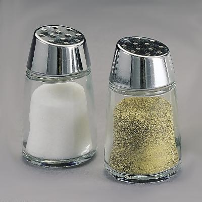 5045-2 oz Salt and Pepper Shaker Set Of Two Restaurant Supply Quality Libbey