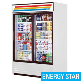 True GDM-47 Refrigerated Merchandiser