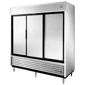 True TSD-69 Reach-In Refrigerator