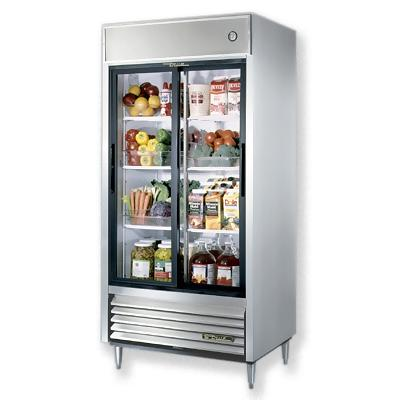True TSD-33G Reach In Refrigerator