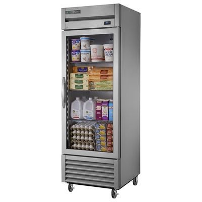 True T-23G Reach-In Refrigerator