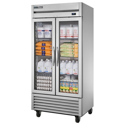 True T-35G Reach-In Refrigerator