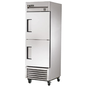 True TS-23-2 Reach-In Refrigerator