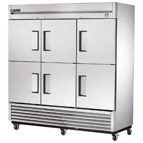 True TS-72-6 Reach-In Refrigerator