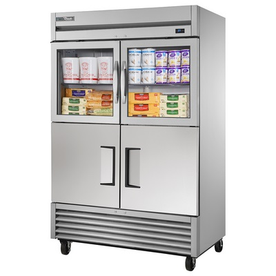 True TS-49-2-G-2 Commercial Refrigerator