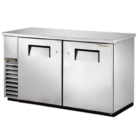 True TBB-24-60-S  Back Bar Cooler