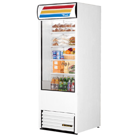 "True TAC-30 30"" Refrigerated Display Case"