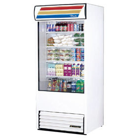 True TAC-36 Refrigerated Display Case
