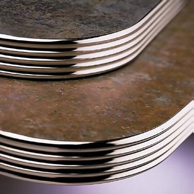 Plymold 30000ae 30 Quot Round Table Top With Metal Edge