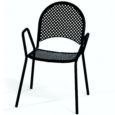 Mesh stacking chair images for Mesh patio chairs