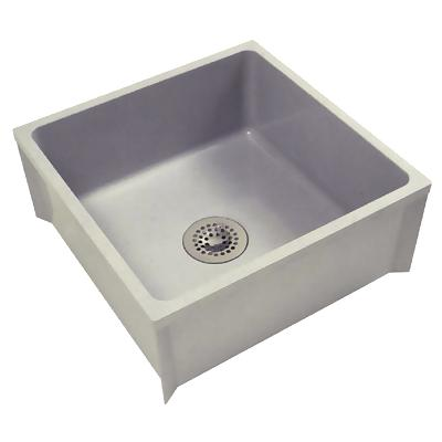 "Zurn Bathroom Sinks zurn z1996-36 - mop sink basin - fiberglass - 36"" x 24"" x 10"" high"