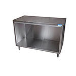 BK BKDC-2448 - Work Table - Enclosed Base - Open Front
