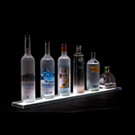 Armana 8' LED SHELF - LED Lighted Liquor Display - 8' L