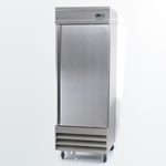 Zesco FZ-1D - Reach-In Freezer - 1 Door - Bottom Mount