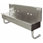 """Advance Tabco 19-18-48 - Hand Wash Sink - Wall Mount - 48"""" W"""