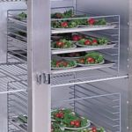 Sheet Pan Slide Module with 8 Slides - TSM8GR
