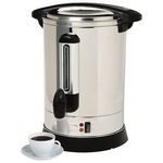 Focus Group 54100 - 100 Cup Coffee Maker Percolator Stainless Steel