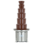 "Sephra Fountains CF27R2 (10150) - 27"" Chocolate 3-Tier Fountain"