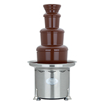 "Sephra Fountains CF34R4 (10171) - 34"" - 3-Tier Chocolate Fountain"