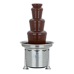 "Sephra Fountains CF44R4 (10173) - 44"" - 5-Tier Chocolate Fountain"