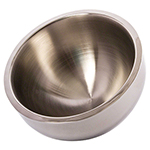 "American Metalcraft AB12 - Double Wall Angled Bowls - 10"" x 5"""