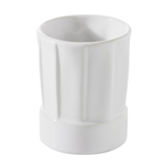 Revol Chinaware 636744 - Topper Chef Hat Ramekin - 1.75 oz - 1-3/4""