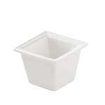 "Revol Chinaware 001911 - Mini Cube Bowl - 1.75 oz - 2.25"" Square"