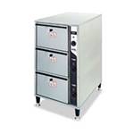 APW HDDIS-3-120V - Three (3) Warming Drawers - Slimline