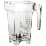 Blendtec 100363 - Replacement FourSide 64oz Blending Jar