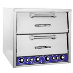 Bakers Pride DP-2 - Electric Counter-Top Pizza Oven - Two Ovens