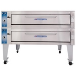 Bakers Pride EP-2-8-5736 - Electric Pizza Oven - Double Deck