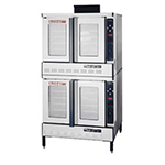 Blodgett DFG-202-DBL - Commercial Gas Convection Oven - Double Deck