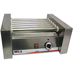 Bench Mark 62010 - Hot Dog Roller Grill - 10 Dog Capacity