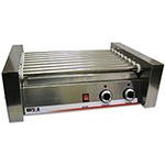 Bench Mark 62020 - Hot Dog Roller Grill - 20 Dog Capacity