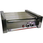 Bench Mark 62030 - Hot Dog Roller Grill - 30 Dog Capacity