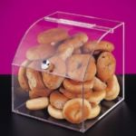 Acrylic Bulk Food Bin - Cal-Mil Plastic Products - 945